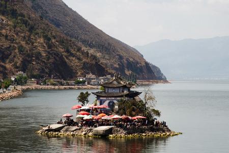 Xiao Putuo Island - Erhai Lake - China