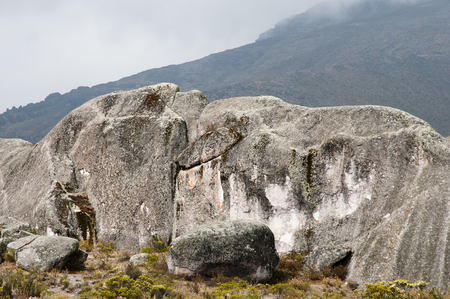 The Indian - Marcahuasi Stone Forest - Peru