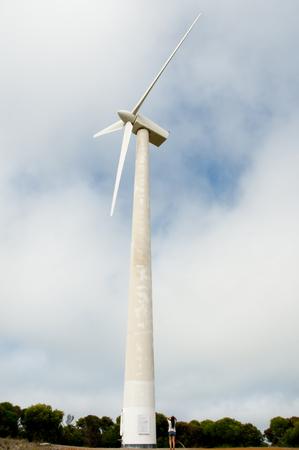 Wind Turbine - Esperance - Australia