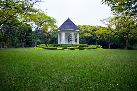 Foto für The Band Stand - Singapore Botanic Gardens - Lizenzfreies Bild