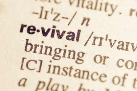 Definition of word revival in dictionary