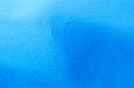Photo for blue abstract metallic background texture - Royalty Free Image