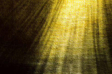 yellow abstract art  background texture with beams