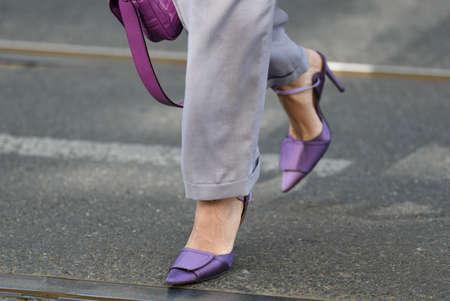 Foto de Street style outfit - clothing and accesories - Imagen libre de derechos