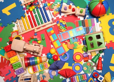 Foto de very many kids toys - Imagen libre de derechos