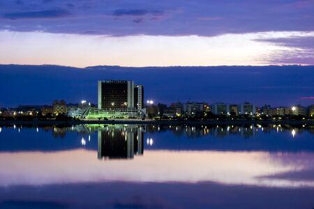 Benghazi City, Libya