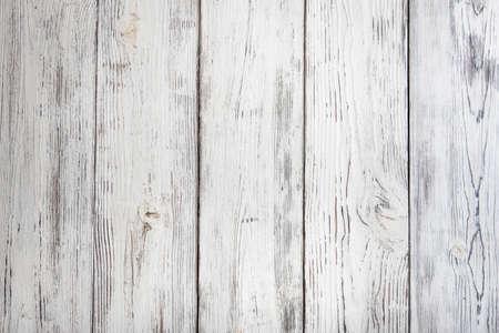 Foto de vintage white painted wood background - Imagen libre de derechos