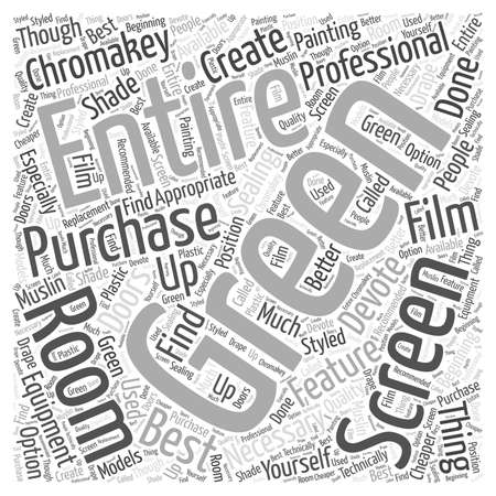 Is Professional Equipment Necessary to Create a Feature Film word cloud concept