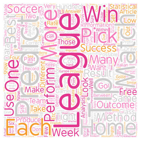 How To Make A Profit From FREE 1X2 Soccer Picks Tips text background