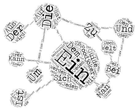 Eine neuer Startup text background word cloud concept