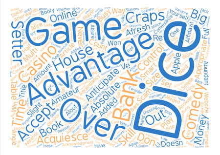 Learn to Comedy Craps Tips and Strategies Word Cloud Concept Text Background