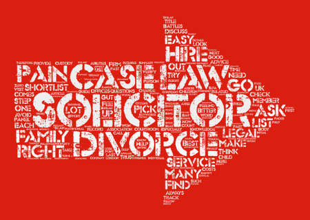 Help I m in the UK and I need divorce advice Word Cloud Concept Text Background