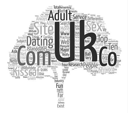 Research text background word cloud concept