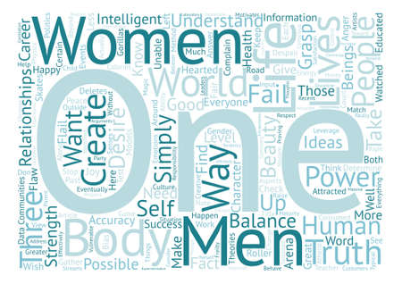 The Magic Of Balance text background word cloud concept