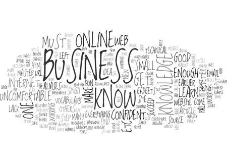 YOU MUST LEARN FOR YOUR BUSINESS TO EARN TEXT WORD CLOUD CONCEPT