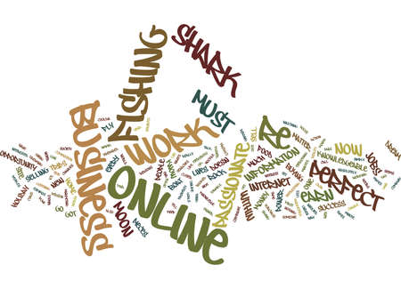 THE PERFECT BUSINESS Text Background Word Cloud Concept