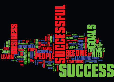 THE NASTY TEN WAYS TO DISRUPT YOUR SUCCESS Text Background Word Cloud Concept