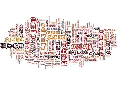 LIFE JUST AIN T WHAT IT USED TO BE Text Background Word Cloud Concept