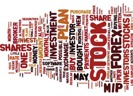 THE BENEFITS OF POOLED INVESTMENT IN SHARES AND THE FOREX Text Background Word Cloud Concept