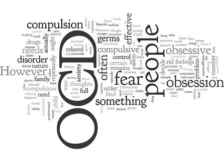 About Obsessive Compulsive Disorder