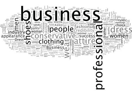 A Clothes Encounter In The Business World