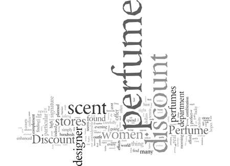 Discount Perfume Cents Savings Scent