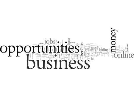 Don t Just Look For Jobs Look For Business Opportunities