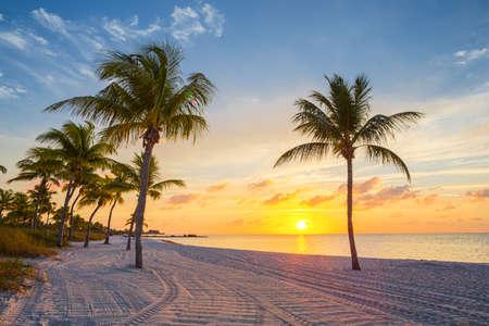 Photo for Sunrise on the Smathers beach - Key West, Florida - Royalty Free Image