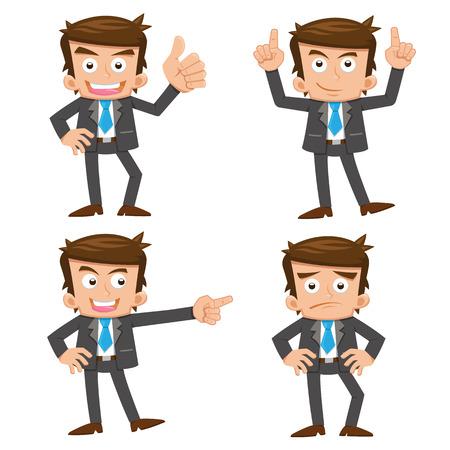 businessman.eps 10 simple Gradients