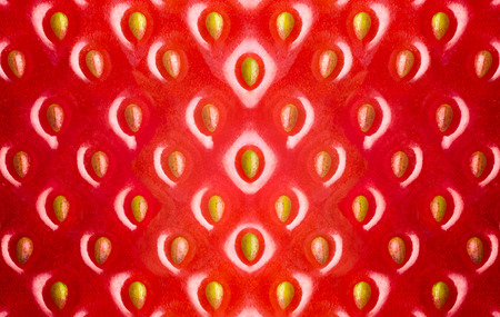 Strawberry texture, abstract background