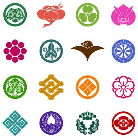 Family crest of Japan