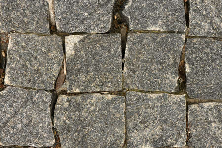 Photo for Abstract background - gray paving slabs. Texture paving slabs. High resolution photo. - Royalty Free Image