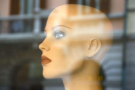 Woman Fashion Mannequin