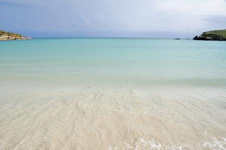 Sucia beach near Rojo cape, Puerto Rico