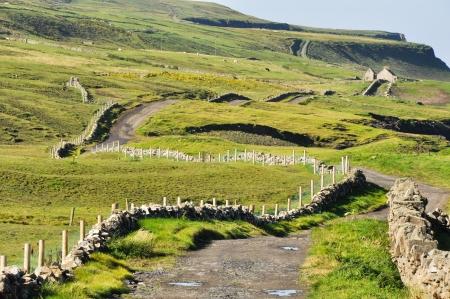 Irish Landscape, Co  Clare