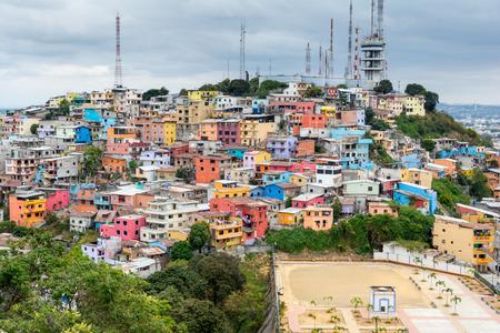 Las Penas neighborhood, Guayaquil, Ecuador