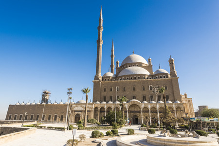 Mosque of Muhammad Ali, Saladin Citadel of Cairo, Egypt