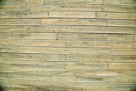 Photo for Old painted wooden fence. Background texture - Royalty Free Image