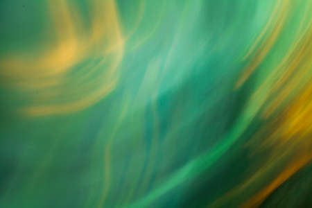 Abstract background, mixing green and yellow colors