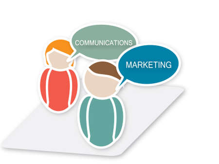 Marketing and Communications Team Icons