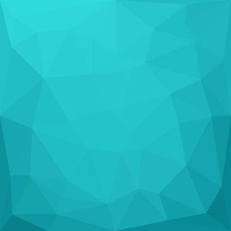 Abstract geometric polygonal mosaic background. illustration.