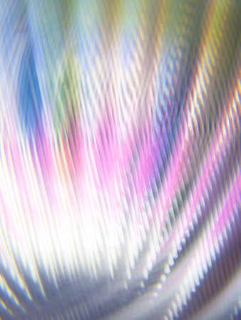 Unbelievable light refraction background