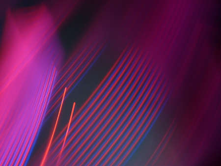 Energetic abstract light