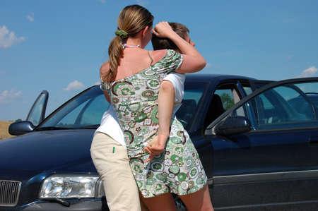 woman self defence against terrorist