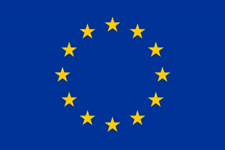 Official flag of European Union (EU)