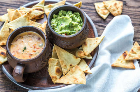 Guac and Queso