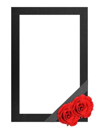 Funeral frame