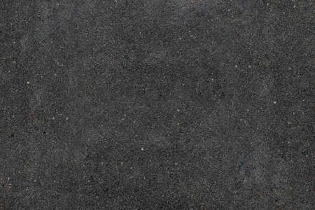 Photo for Real asphalt texture background. Coloured dark black asphalt pattern. Grainy street detail gray textured background. Best way show your design or illustration with this actual asphault photo texture. - Royalty Free Image
