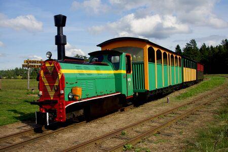 Narrow Gauge Railway in Poland