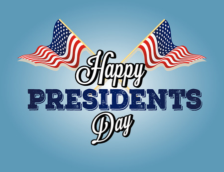 Illustration pour President's day background Vector illustration. - image libre de droit